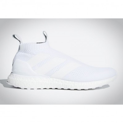 adidas boost blanche homme