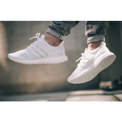 adidas boost homme blanche