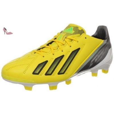 adidas f50 jaune et noir