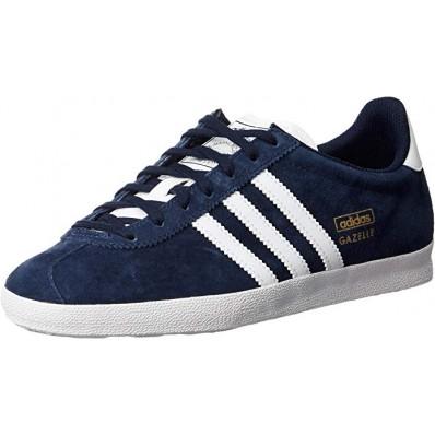 adidas gazelle cuir bleu marine