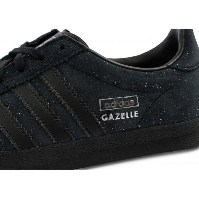 adidas gazelle femme noir paillette