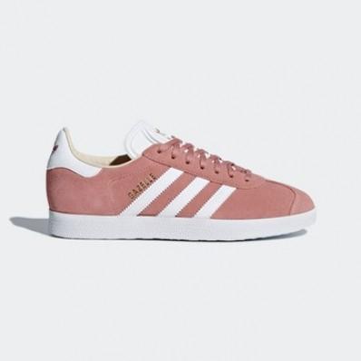adidas gazelle femme grise et rose