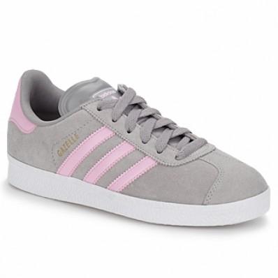 adidas gazelle gris et rose
