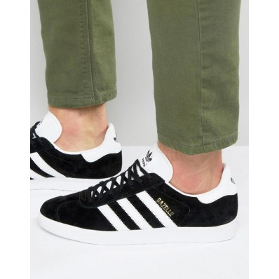 adidas gazelle homme noir et blanc