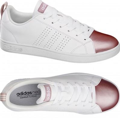 adidas neo vs advantage clean femme
