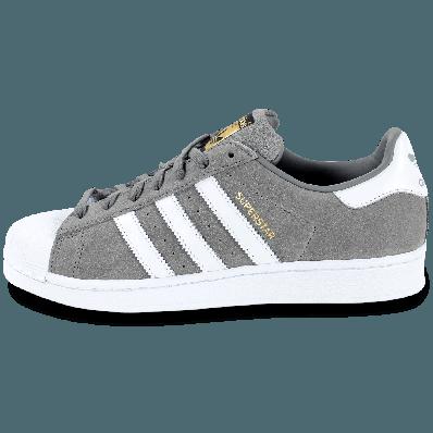 adidas superstar blanche et grise