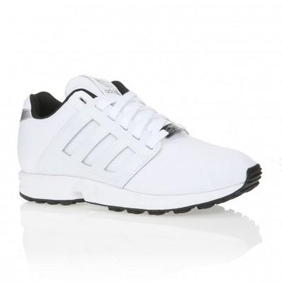 adidas zx flux blanc homme
