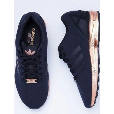adidas zx flux femme or