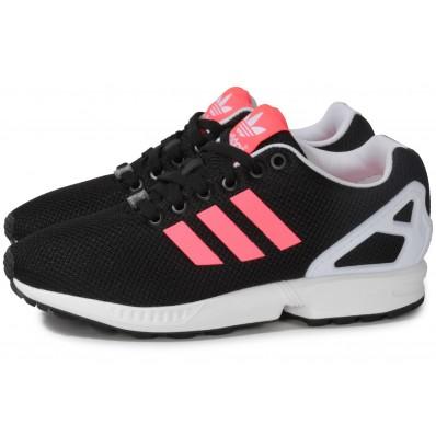 adidas zx flux femme rose et noir