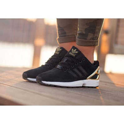 adidas zx flux gold femme
