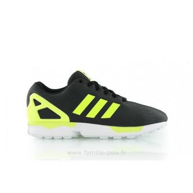 adidas zx flux femme jaune