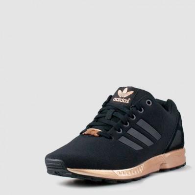 adidas zx flux noir et rose gold prix