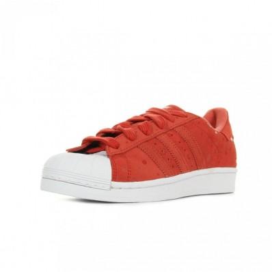 basket femme adidas superstar rouge