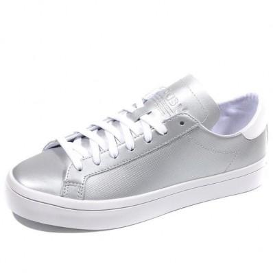 chaussure adidas femme argente
