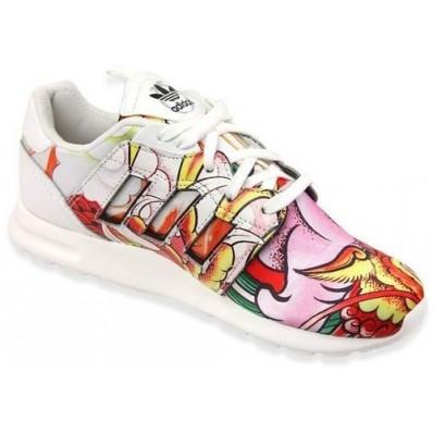 chaussure femme adidas zx