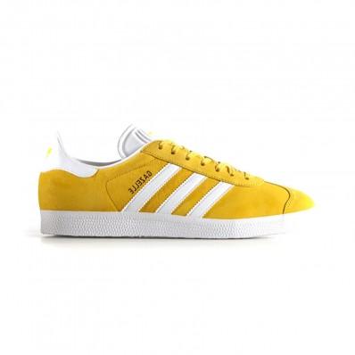 gazelle femme adidas jaune