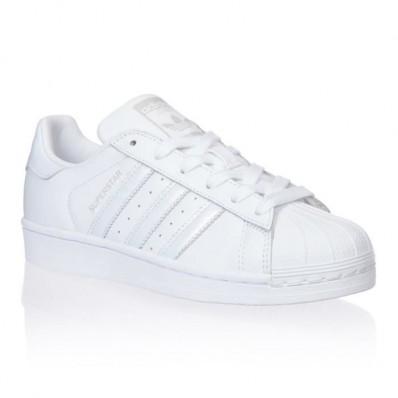 superstar femme adidas blanche