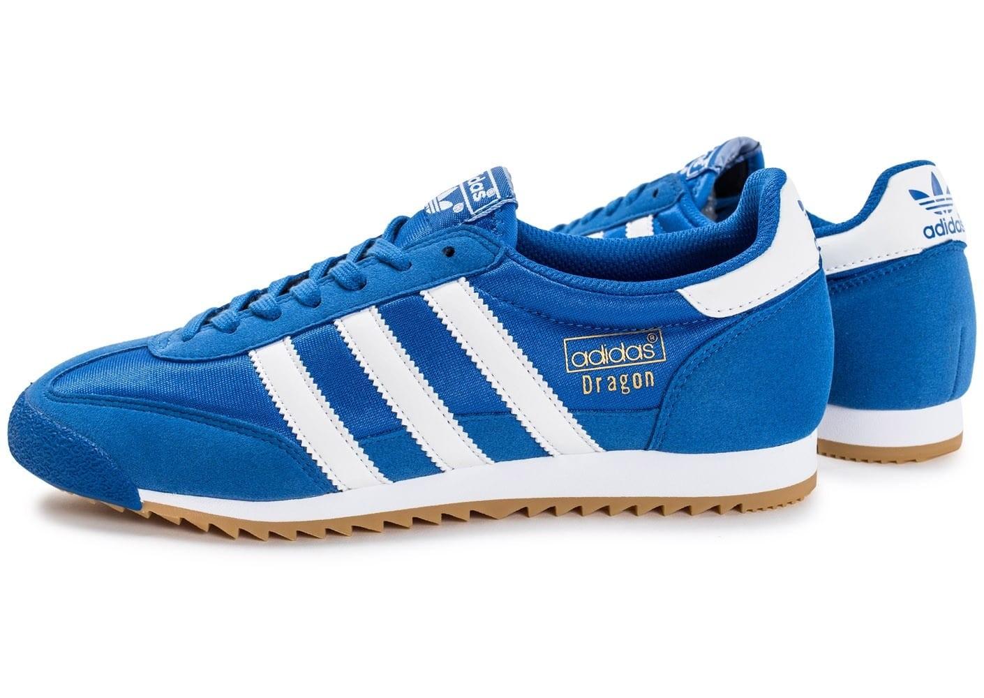 adidas dragon bleu 42
