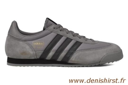 adidas dragons homme gris
