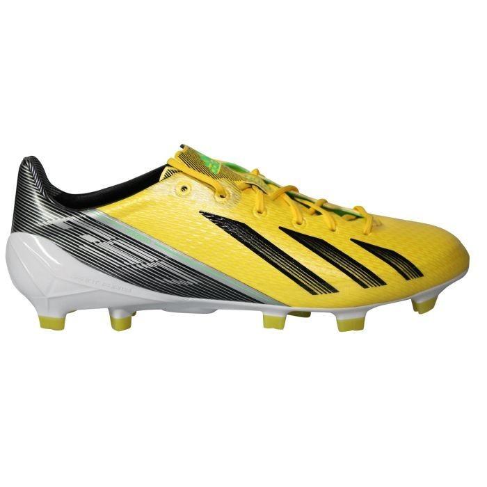 adidas fg jaune