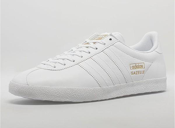 adidas gazelles blanche