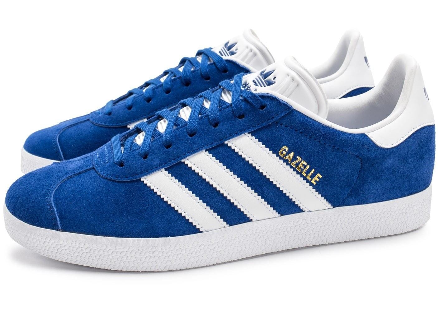 adidas gazelle femme bleu fonce