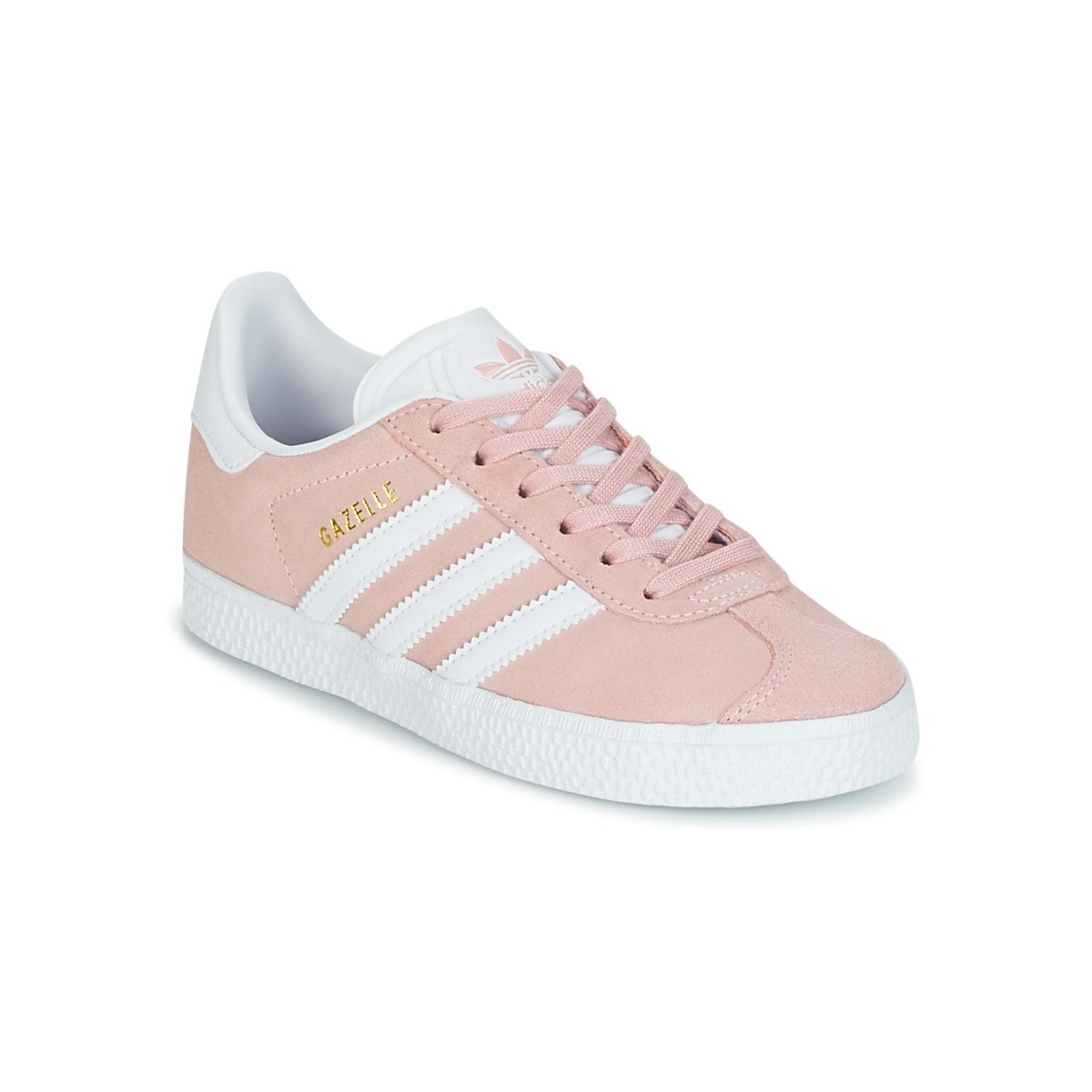 adidas gazelle fille rose scratch