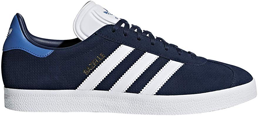 adidas gazelle homme bleu 43