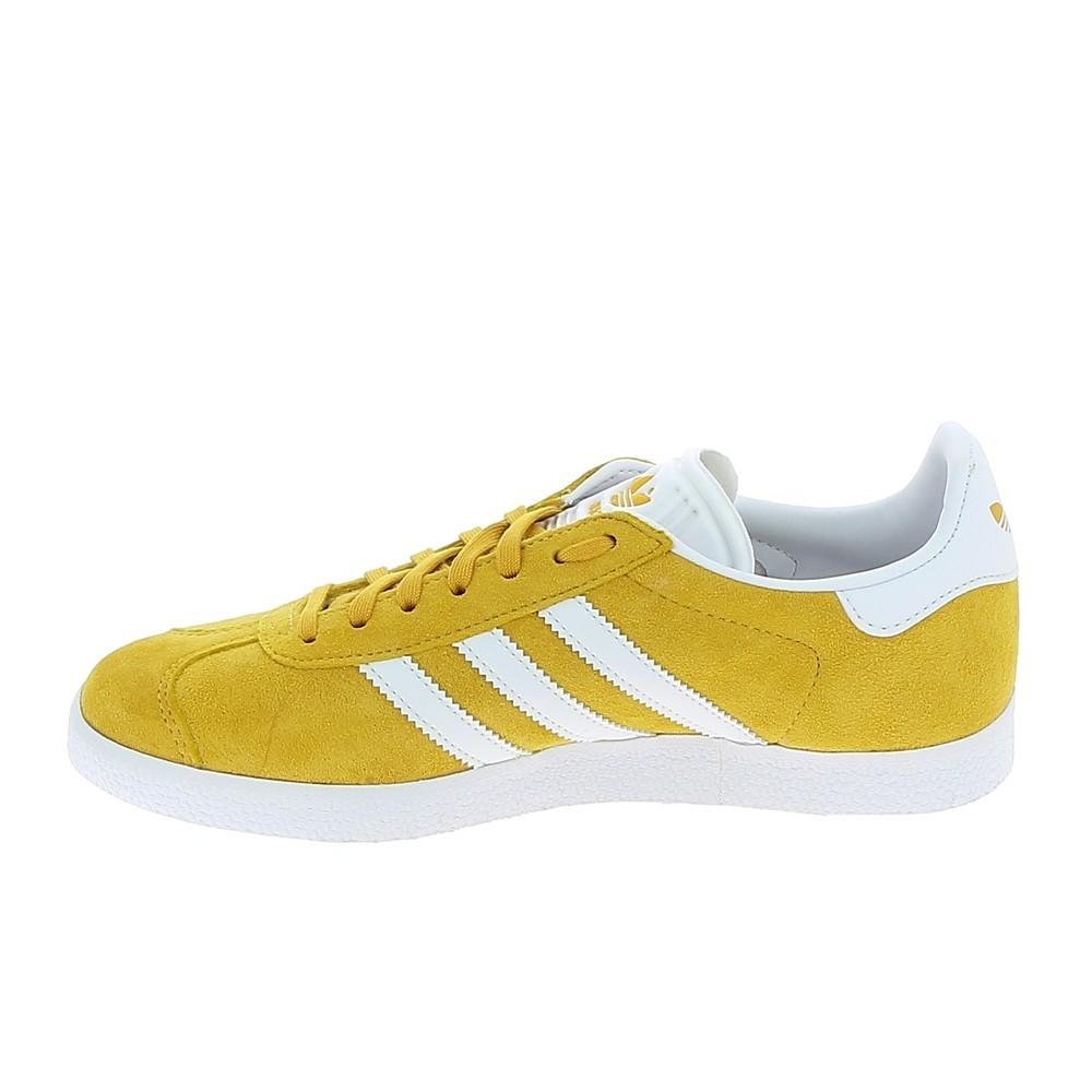 adidas originals baskets gazelle jaune moutarde