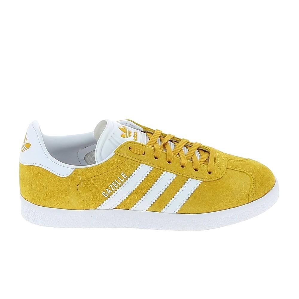 adidas gazelle jaune moutarde