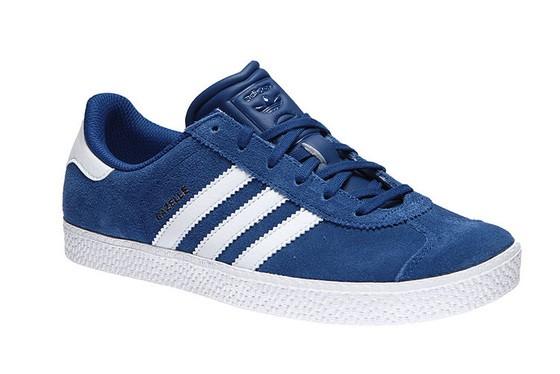 adidas gazelle junior bleu