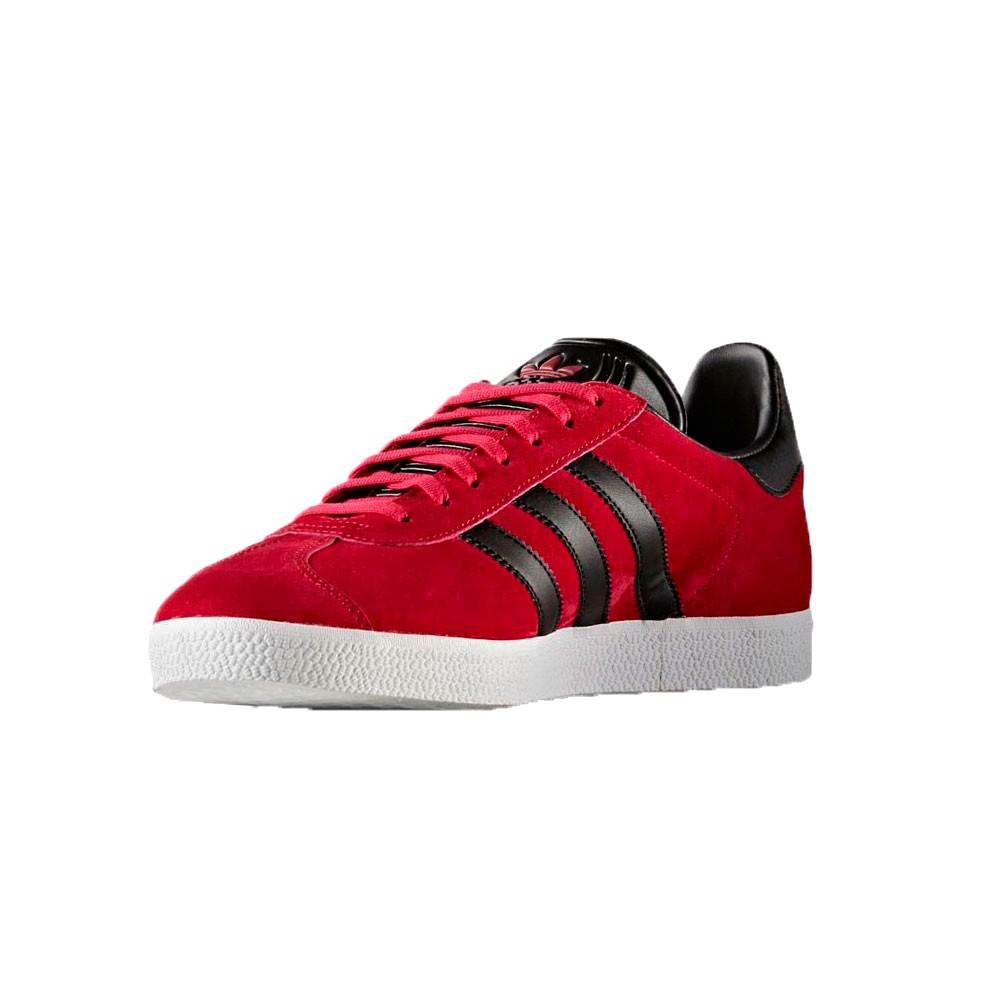 adidas gazelle rose rouge