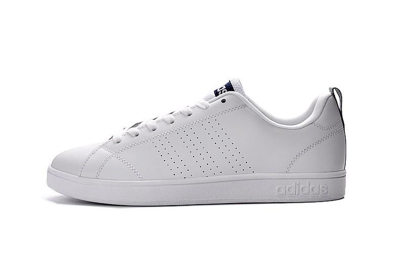 adidas neo toute blanche