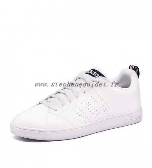 adidas blanche homme neo