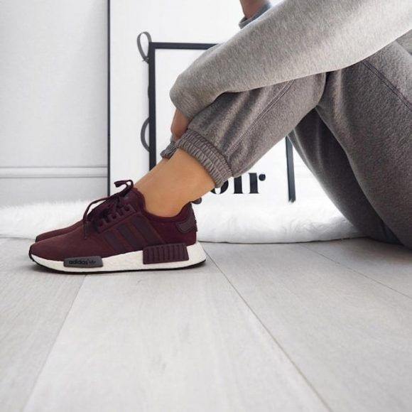 adidas nmd r1 femme rouge online -