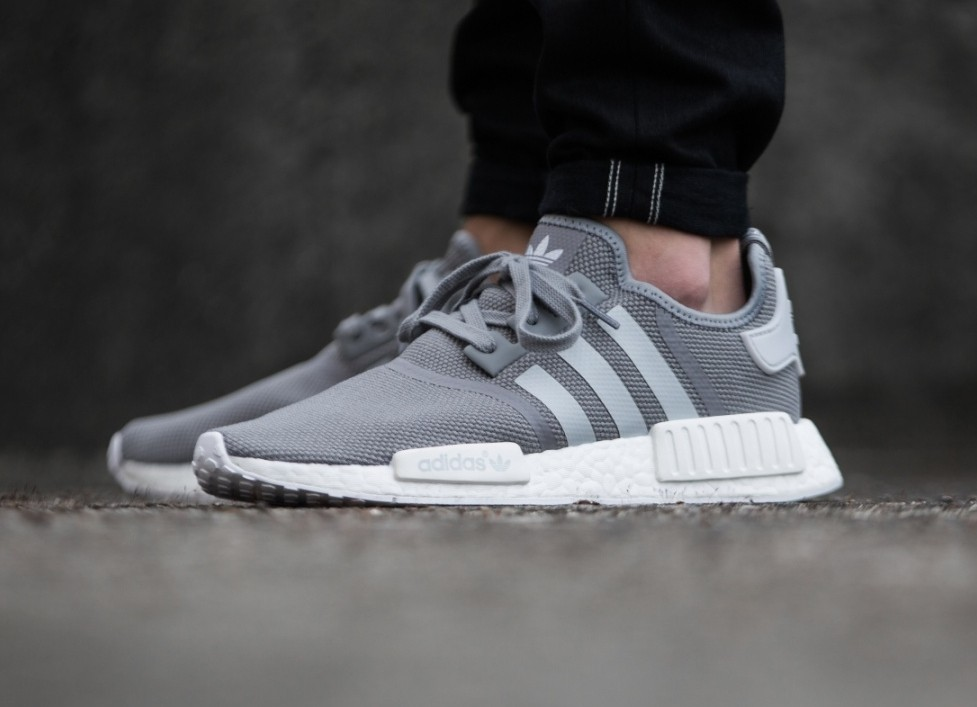 adidas nmd homme grise