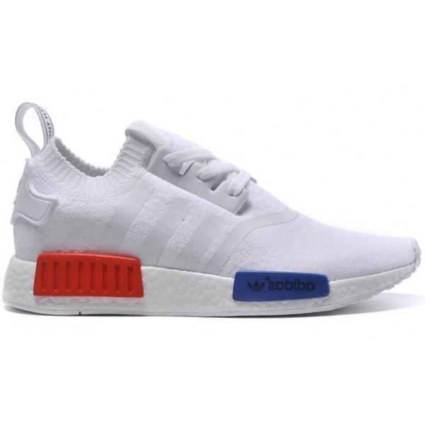 adidas nmd r1 bleu blanc rouge