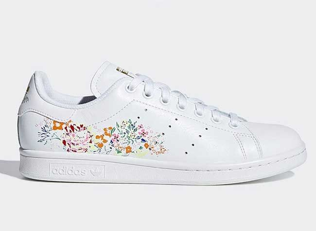 adidas stan smith femme floral Off 55% - www.bashhguidelines.org