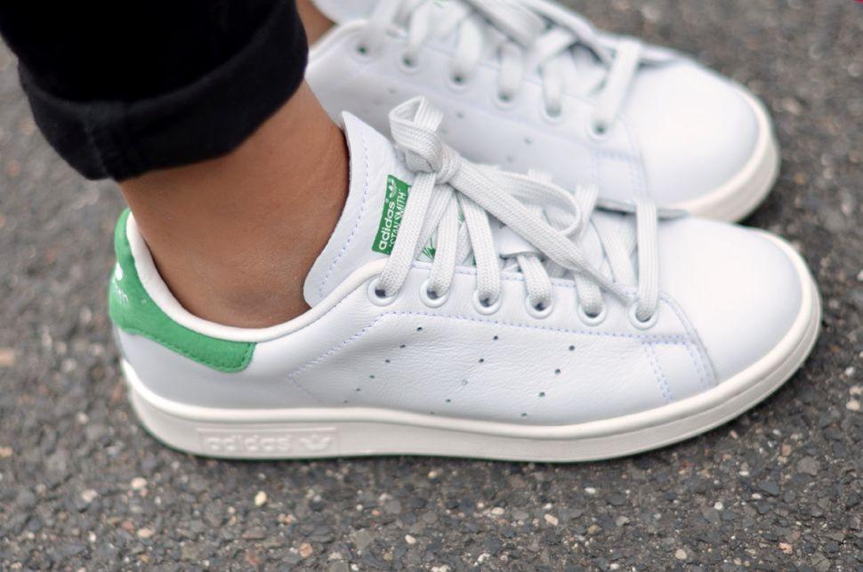 adidas stan smith femme verte online