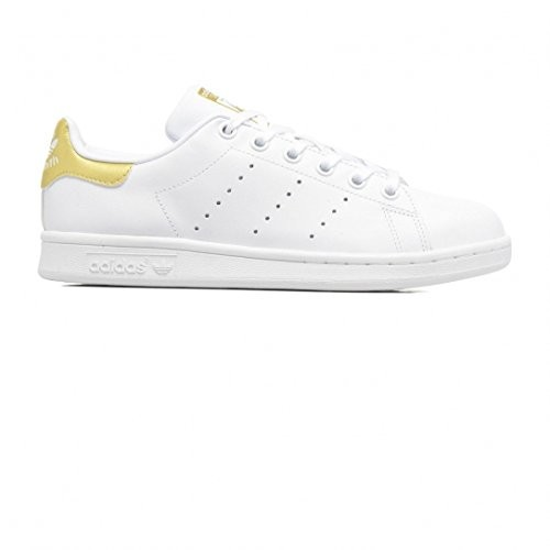 adidas Stan Smith J, Sneakers Basses Mixte Enfant: