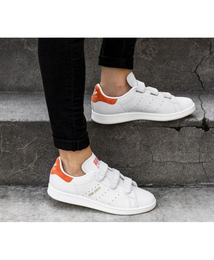 adidas stan smith scratch femme rose