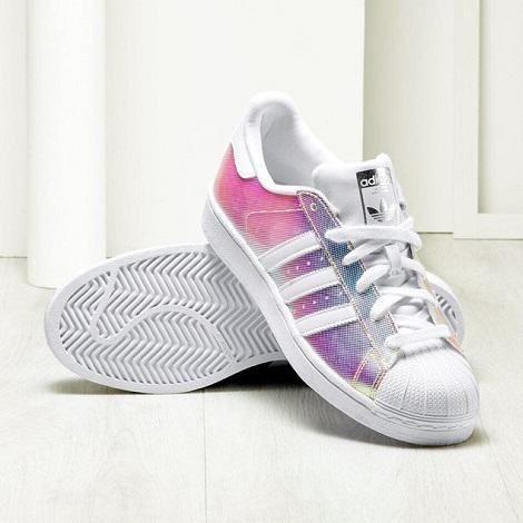 sneakers enfant fille adidas