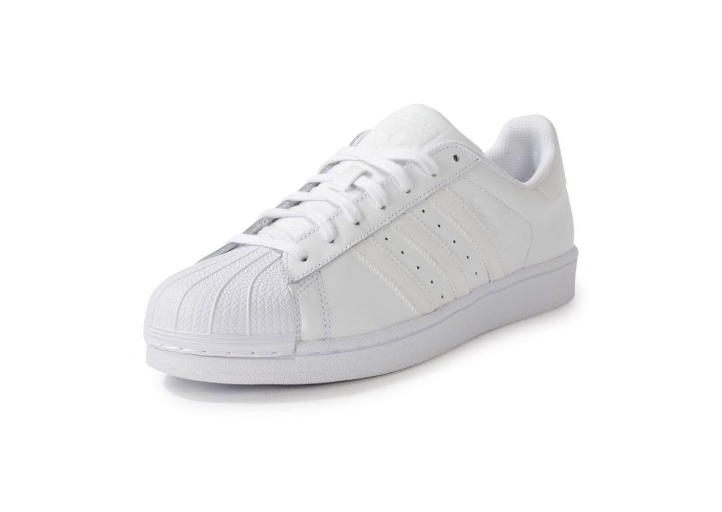 adidas superstar foundation blanche