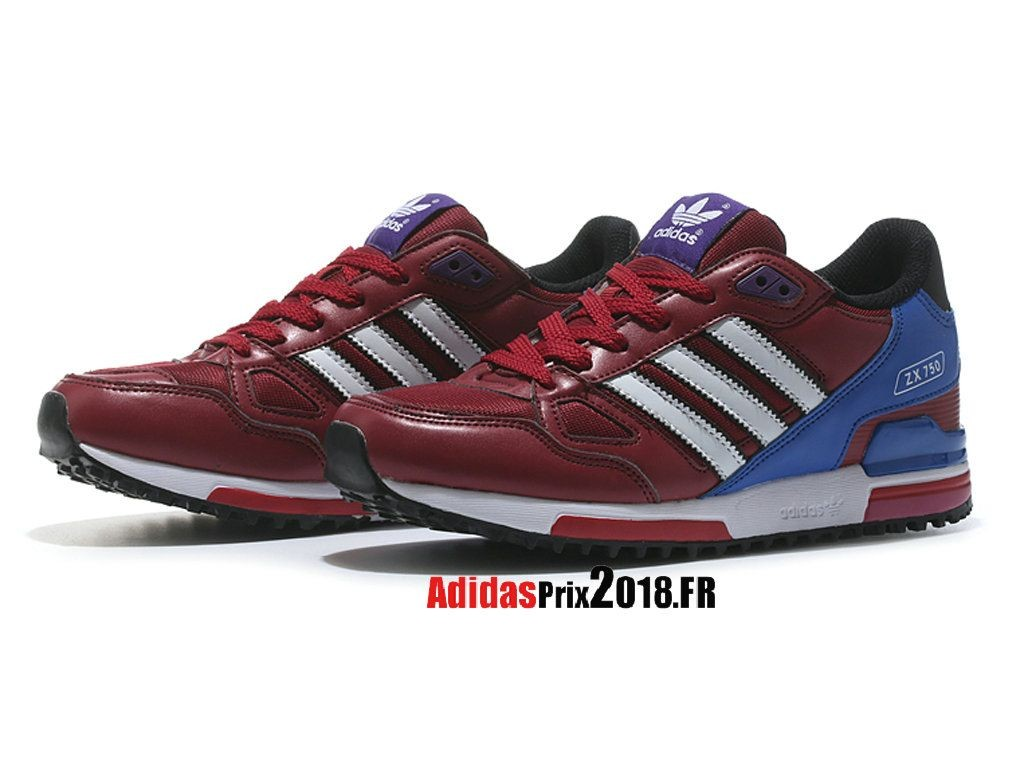 adidas homme zx rouge