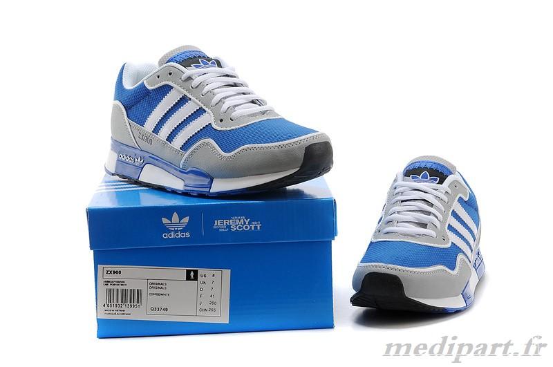 adidas zx 900 bleu