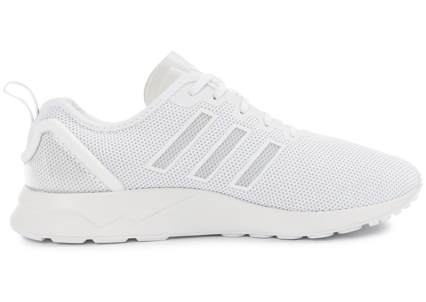adidas zx flux blanche homme