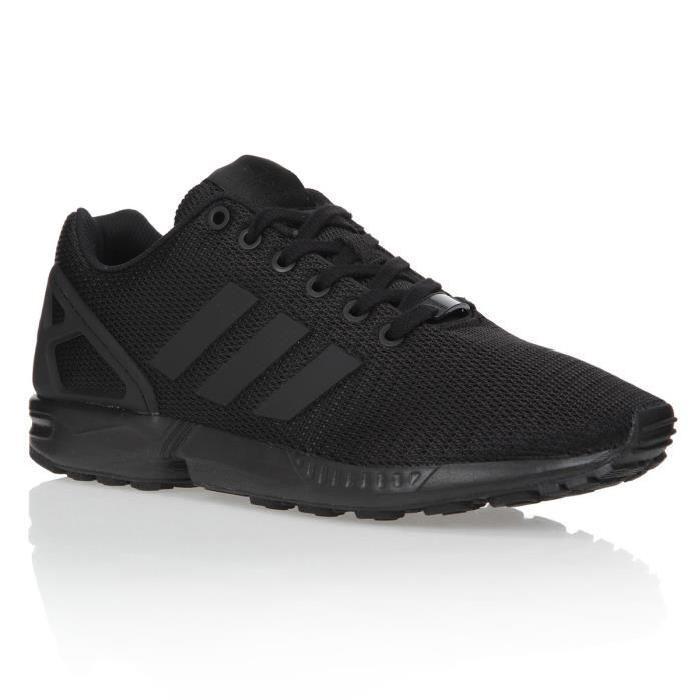 adidas zx flux noir et or pas cher