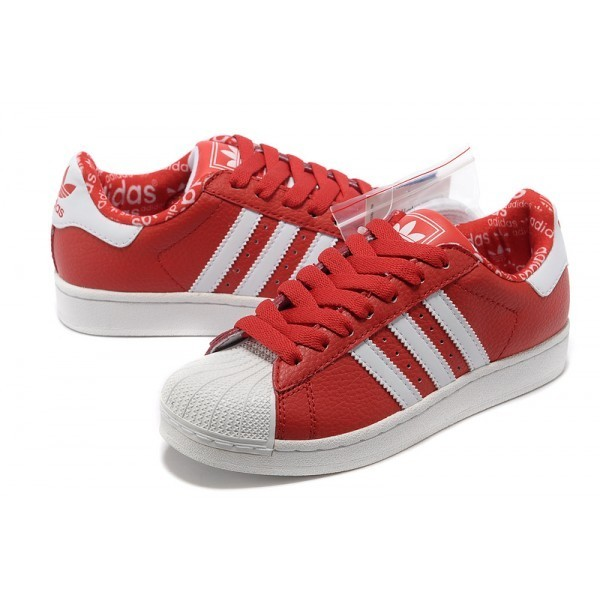 chaussure adidas rouge femme