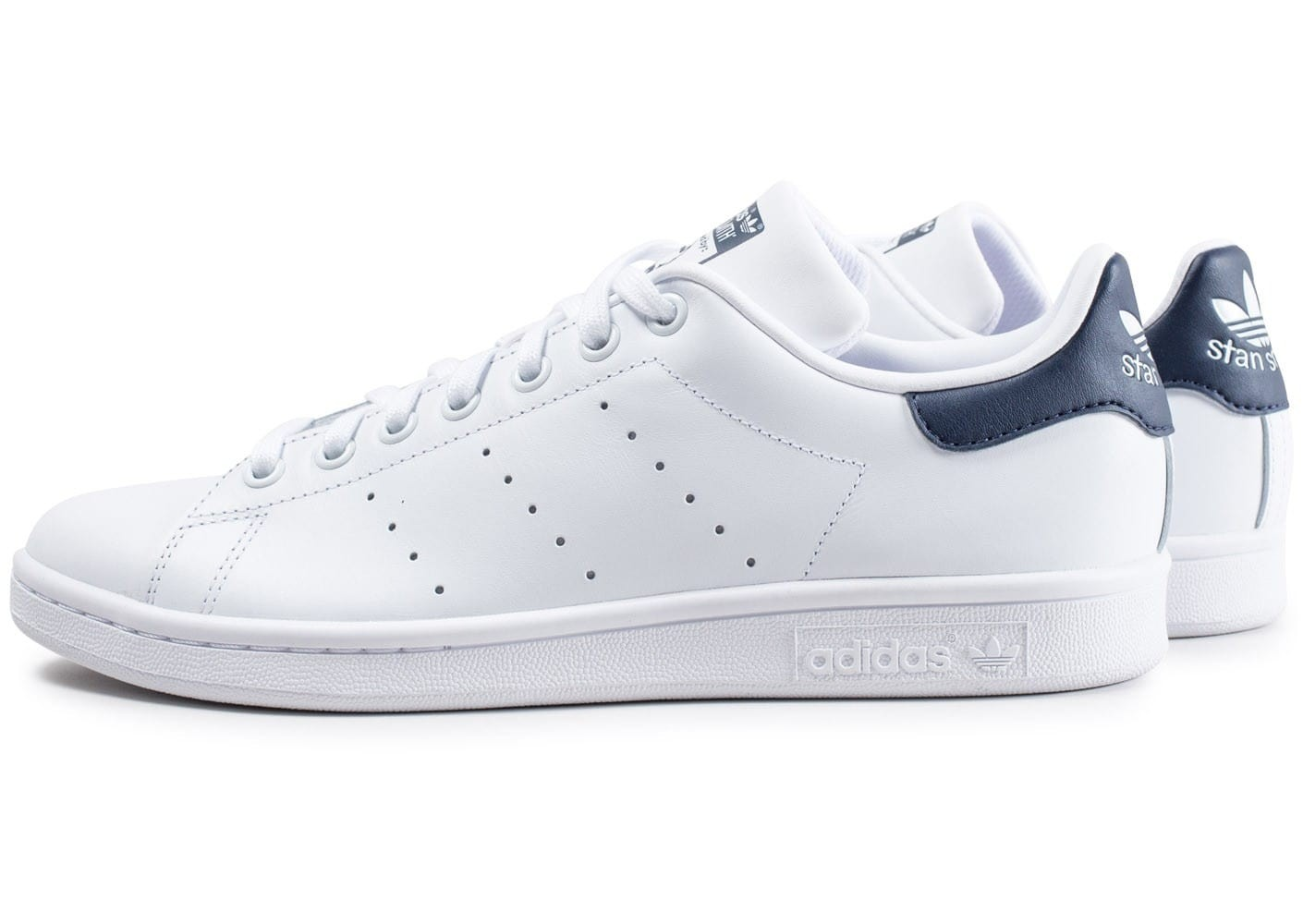 adidas stan smith homme bleu