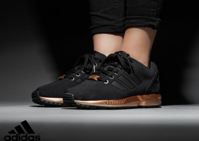 adidas zx flux femme noir et bronze Off 53% - www.bashhguidelines.org